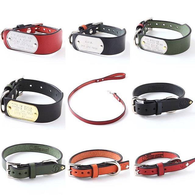 ☆定番商品☆・・・☆ベースはシンプル☆・・・☆カスタムでオリジナルに☆・・・☆レザー・真鍮・ステンレスの各種ドッグタグ☆・・・・・☆今週は、日曜日・月曜日(祝)の営業になります☆・#original #leather #accessories #wristeand #dogcollar #belt #dogleash #necklace #keyholder #dogtag #studs #spangle #handmade #kagoshima #rock #cutie #fashion #dog #dogs #犬 #首輪 #リストバンド #ベルト #リード #迷子札 #キーホルダー #お揃い #アクセサリー #スタッズ #鹿児島 ・・・☆SALEも開催中です☆
